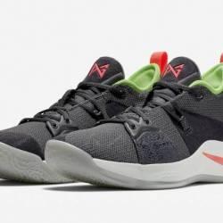 Nike pg2 hot punch men basketb...