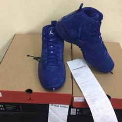 Air jordan 12 deep royal blue ...