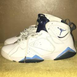 Air jordan french blue 7's