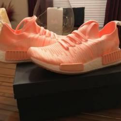 Adidas nmd r1 stlt clear orange