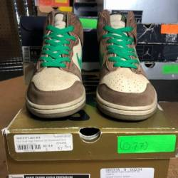 100% authentic nike dunk high ...