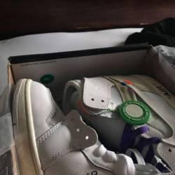 Nike off-white jordan 1 white