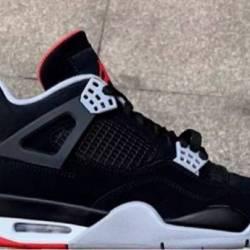 Jordan 4 bred pre order