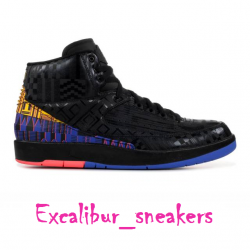 Air jordan 2 retro bhm bq7618 007