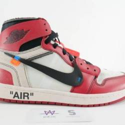 The 10 : air jordan 1 off white