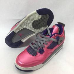 Air jordan 4 electric pink