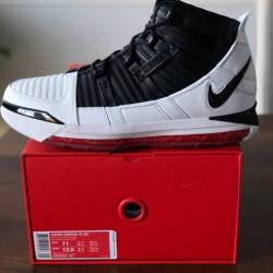 Nike zoom lebron 3 home 2019