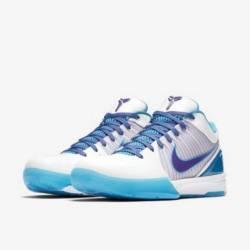 Kobe iv protro white orion blu...