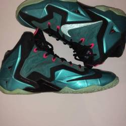 82d8f8beaee Shop  Nike Lebron 11 South Beach