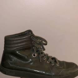 Gucci shoe green