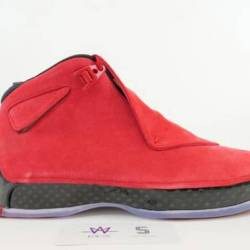 Air jordan 18 retro gym red