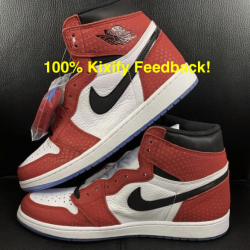 Air jordan 1 origin story spid...