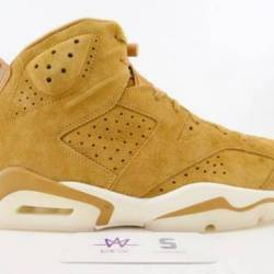 "Air jordan 6 retro ""wheat"""