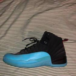 Air jordan 12 - gamma blue