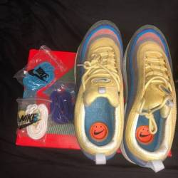 Sean wortherspoon airmax 97 1