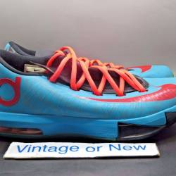Nike Kd Vi 6 N7 Kevin Durant Sz 8