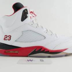 "Air jordan 5 retro ""fire red"" ..."