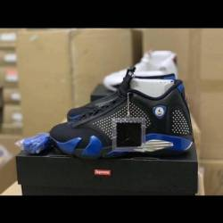 Air jordan 14 retro  supreme b...