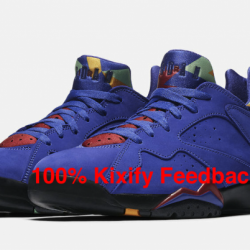 Air jordan 7 low nrg bright co...