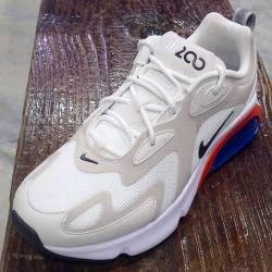 Nike wmns air max 200 sail/bla...