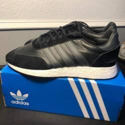 Adidas i-5923 black leather w ...