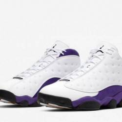Air jordan 13 lakers