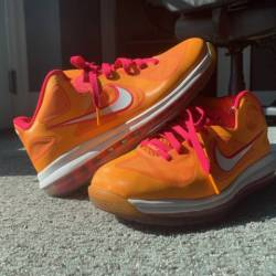 Nike lebron 9 floridian