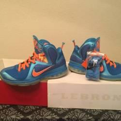 Nike lebron 9 china