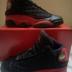 Air jordan xiii 13 retro bred ...