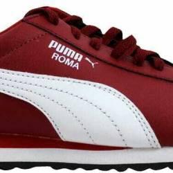 Puma roma basic jr rio red/whi...