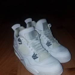 Air jordan 4 gs pure money