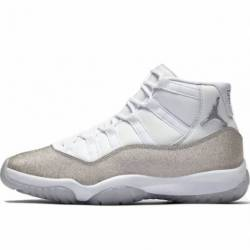 Air jordan 11 wmns metallic si...