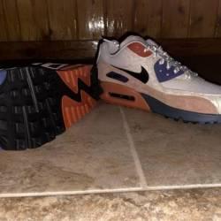 Nike airmax 90 ngr camowabb