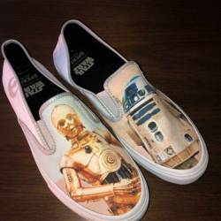 Star wars sperry