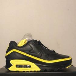 Air max 90 undefeated black/op...