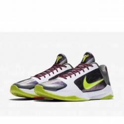Nike kobe 5 protro chaos white...
