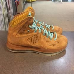 Nike lebron 10 hazelnut scooby...