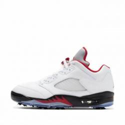 Air jordan 5 retro low golf fi...