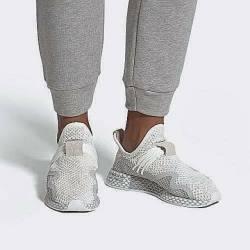 Adidas deerupt s white size 8 ...