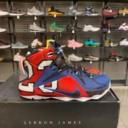 "Nike lebron xii 12 se ""what th..."