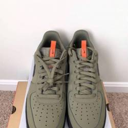 Nike air force one (olive)