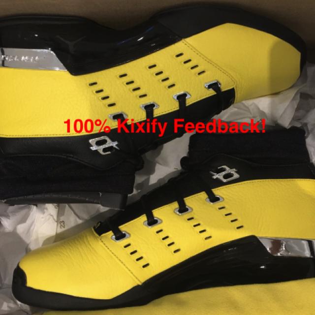 best loved 76321 85963 SoleFly x Air Jordan 17 Low Lightning   Kixify Marketplace