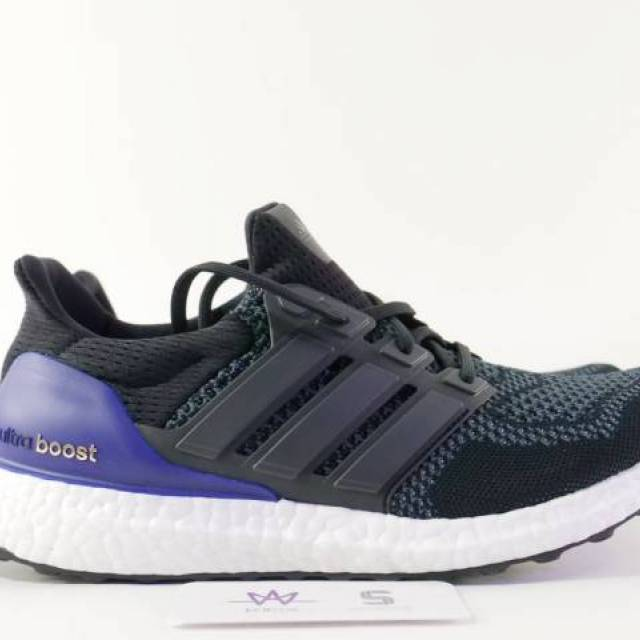 d84f6e834fb31 ADIDAS ULTRA BOOST OG CORE BLACK SZ 10 G28319 NEW DS