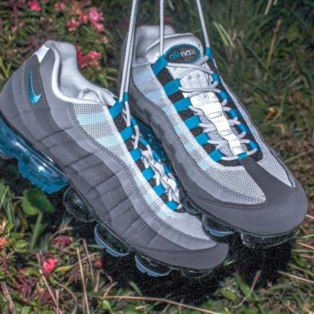 Nike Air Vapormax 95 //Neon Turquoise