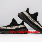 Adidas Yeezy 350 V2 Core Black Core White Oreo BY1604