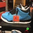 Jordan 3 powder blue size 11.5 pre owned