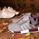 Adidas NMD R1 Maroon Wool (Champs Exclusive)