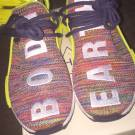 Pharrell x adidas NMD Human Race Trail Multicolor