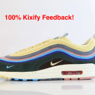 Nike Air Max 1/97 SW Sean Wotherspoon