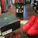 2015 Nike Air Jordan IV 11Lab4 University Red